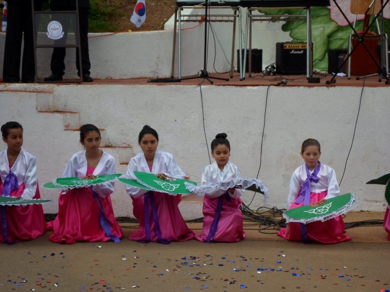 Acto Día de Corea